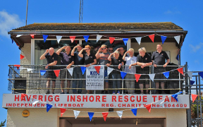 The Haverigg Inshore Rescue Team